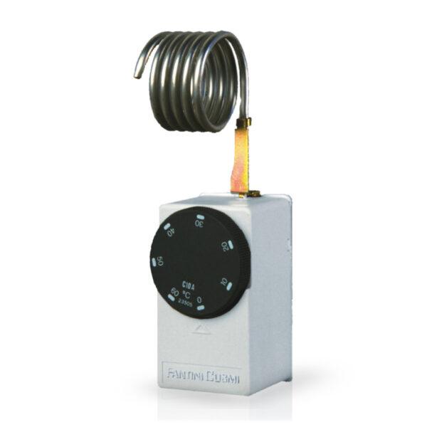 Termostati e umidostati fantinicosmi for Istruzioni termostato fantini cosmi