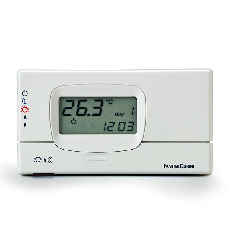 intellitherm c31 cronotermostato settimanale a batterie