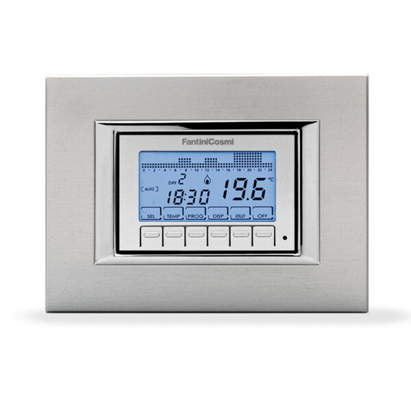 Programmable thermostats thermostats and temperature for Termostato c83 fantini cosmi
