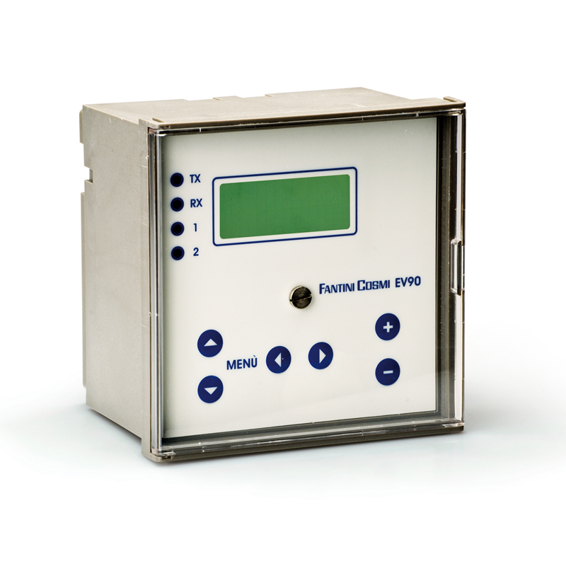 EV90 Digital controller for complex technological and thermal