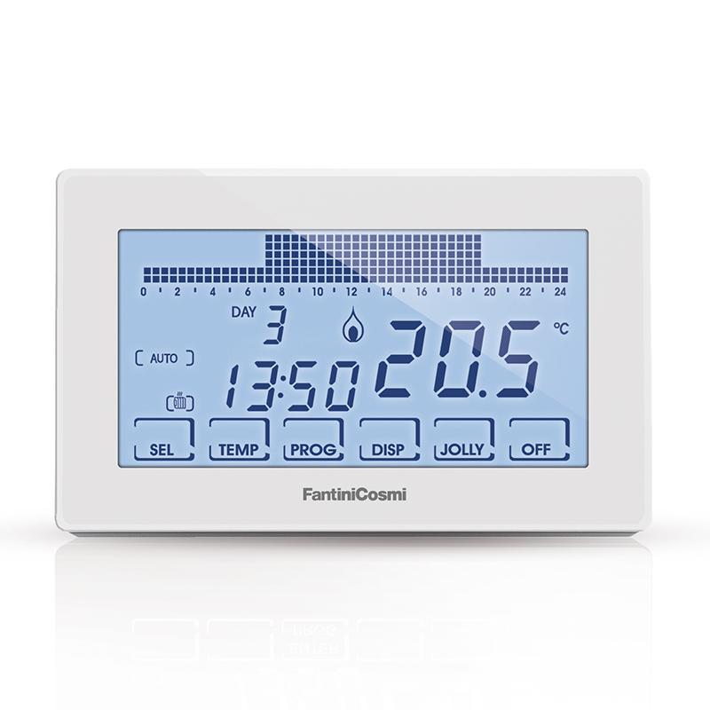 Collegare il termostato programmabile