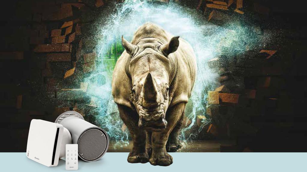 Anche in estate, aria fresca e pulita con Rhinocomfort